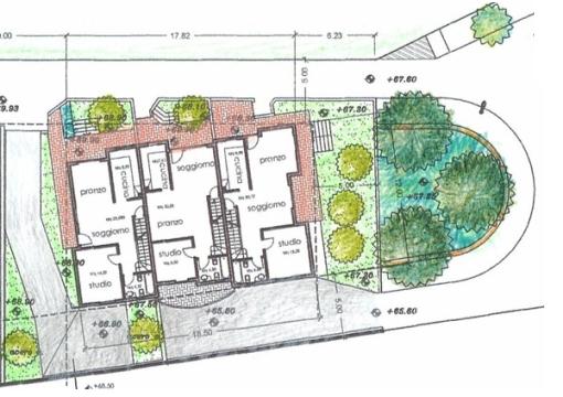 Greenbox s r l ville residenziali a castel di leva roma for Creatore piano terra online